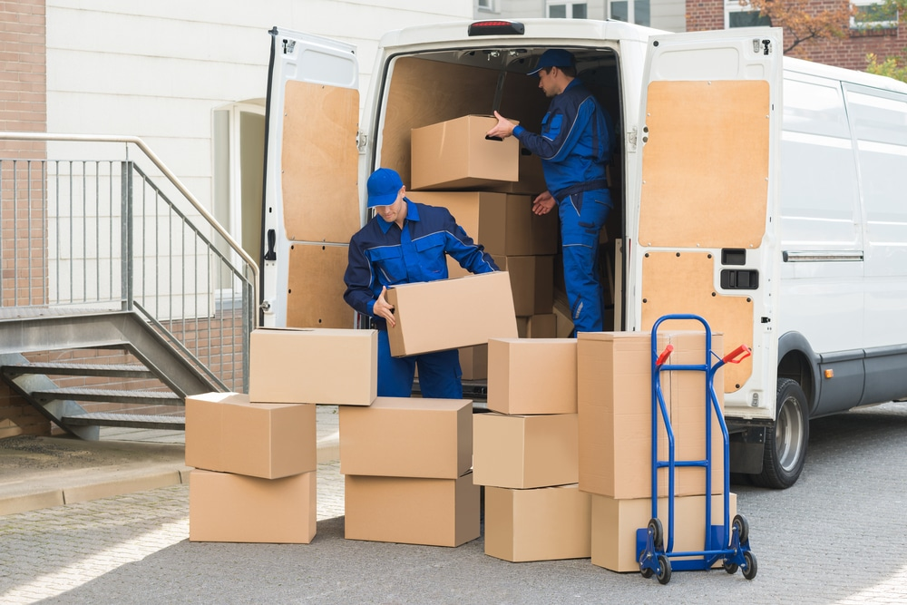 Moving Services -