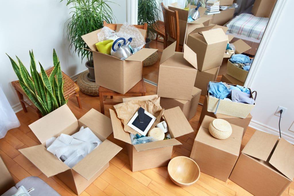 premium 4 bedroom moving pack