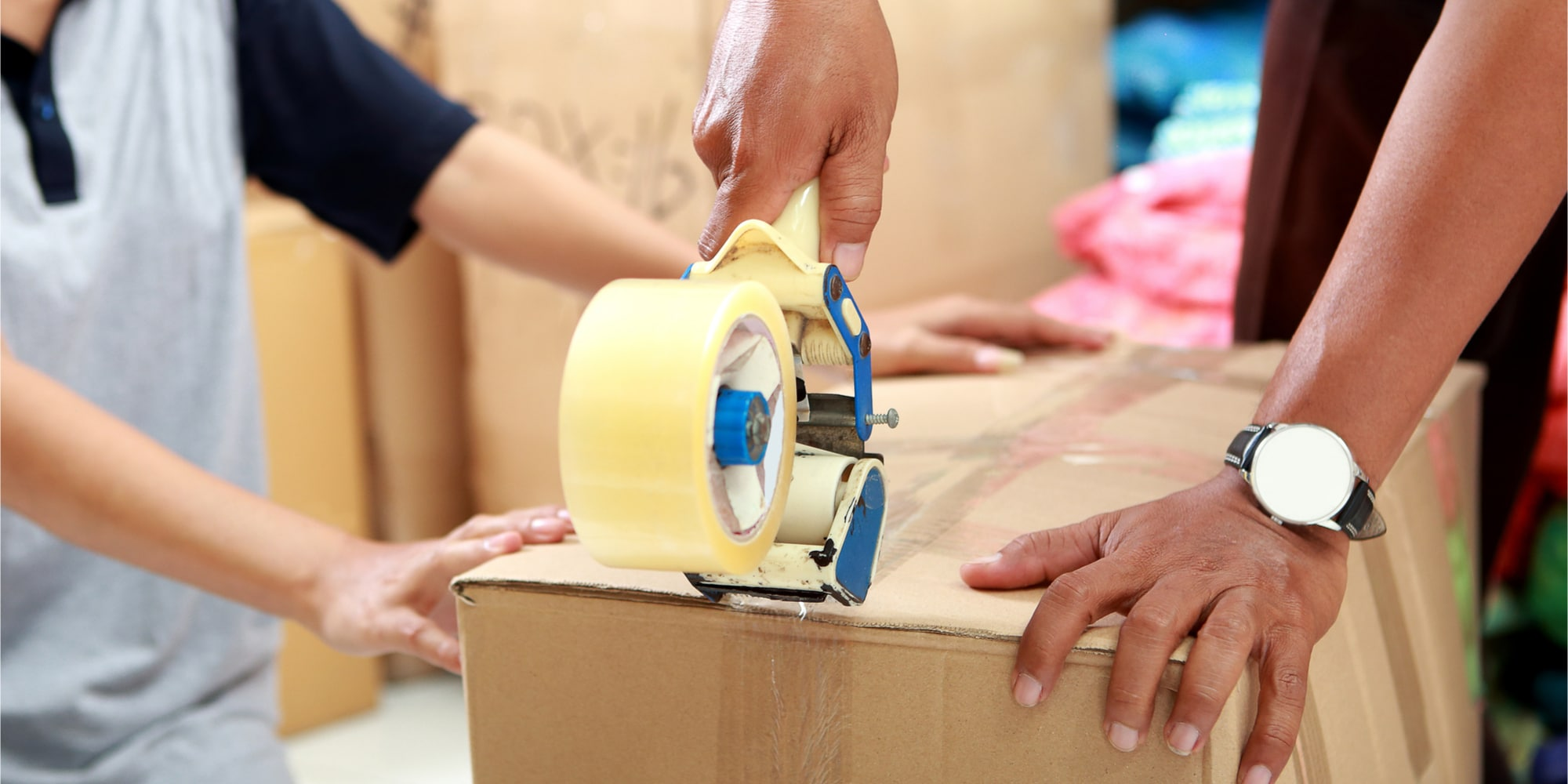 Packing Materials -