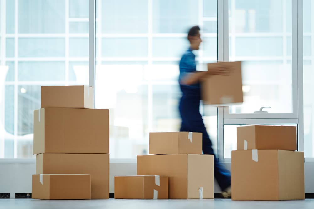 Business Office Moves and Relocations -